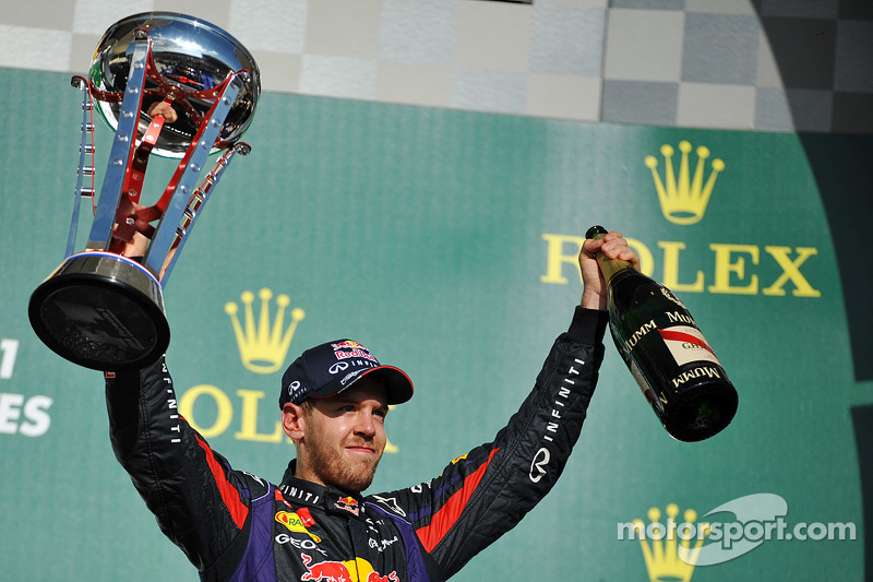 2013: Sebastian Vettel (Red Bull RB9)