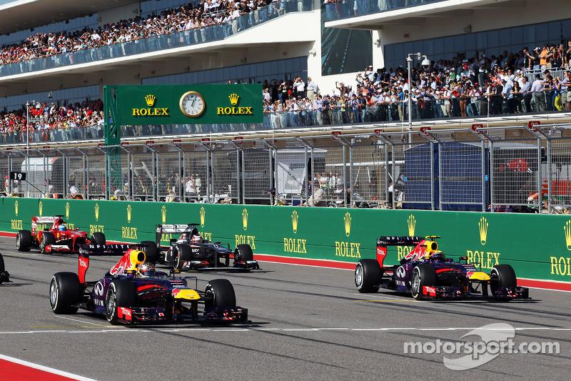 Sebastian Vettel y Mark Webber, Red Bull Racing