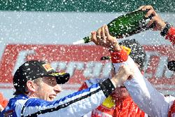 Podium: 2e plaats Coppa Shell Henrik Hedman