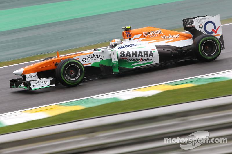 Force India F1 VJM06 (2013)