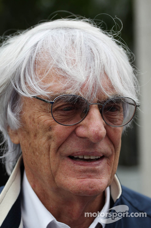 Bernie Ecclestone, CEO do Formula One Group