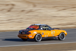#07 Sampson Racing Radios/Pacific Throttle House Mazda Miata: Bug Amani, Tim Auger, Shawn Sampson, Mike Sweeney