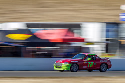 #78 Sector Purple Racing Mazda Miata: Robert Ames, Glenn Conser, Kyle Watkins, Daniel Williams