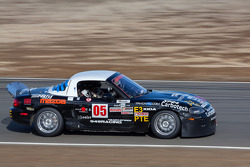 #05 949 Racing E3 Mazda Miata: Mark Drennan, Gordon Jennings, Justin Neel, Sonny Watanasirisuk