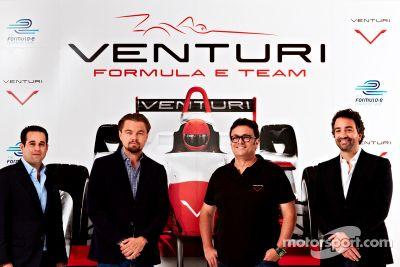 Venturi Racing announcement