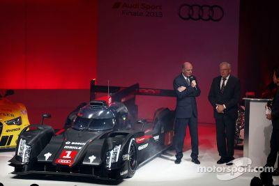 Audi unveils new LMP1