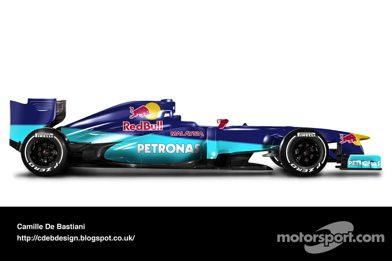 Auto Retro F1 - Sauber 2000