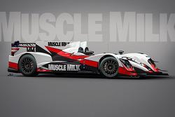 Muscle Milk Pickett Racing