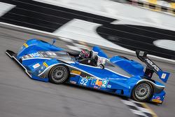 #52 PR1/Mathiasen Motorsports ORECA FLM09 雪佛兰: 迈克·瓜施, 路易斯·迪亚斯, 程飞, 托米·德里西, 詹姆斯·科瓦切奇