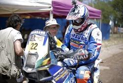 #22 Sherco: Alain Duclos