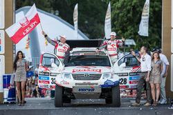#328 Toyota: Marek Dabrowski, Jacek Czachor