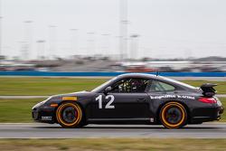 #12 Bodymotion Racing Porsche 997: Andrew Baxter, Shane Lewis, Mike Bavaro