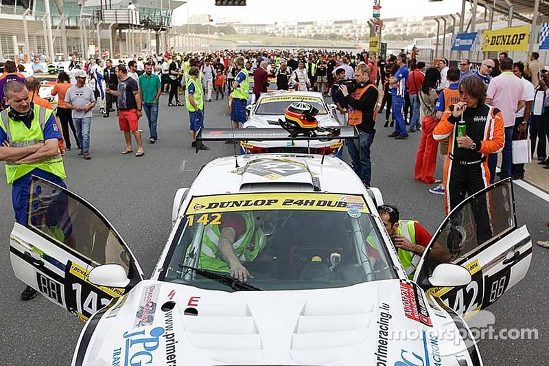 #142 GC Automotive F演员y GC 10 V8: Philippe Cimadomo, Jean-Pierre Lequeux, Franck Provost, Christophe