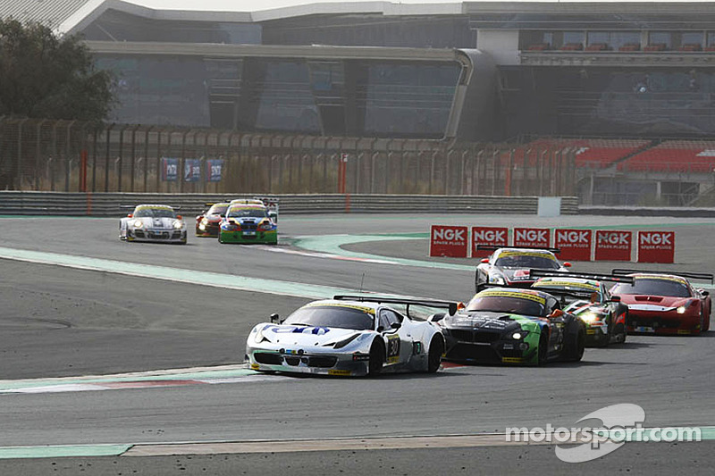 #30 Ram Racing Ferrari 458 Italia GT3: Johnny Mowlem, Matt Griffin, Jan Magnussen, Cheerag Arya