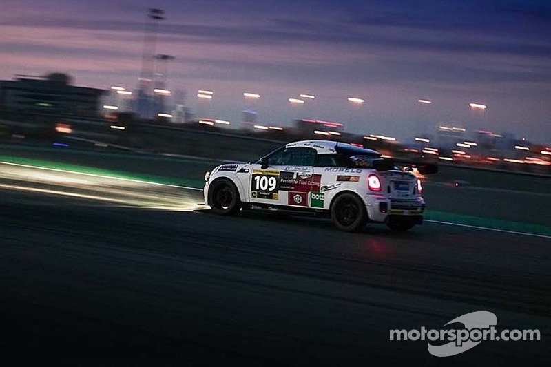 #109 Racing 4 Friends Mini JCW Endurance