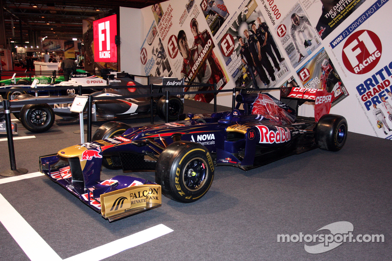 Auto Torro Rosso F1