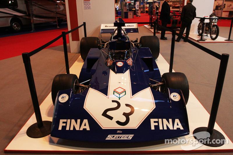 John Surtees Display, Surtees F1