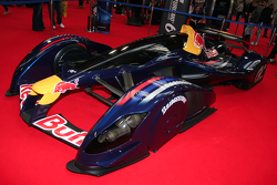 Concept Redbull rule free F1 car designed by Adrian Newey
