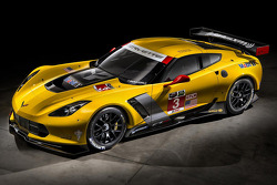 The new Corvette C7.R