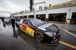 Car of Michael Annett, Tommy Baldwin Racing Chevrolet