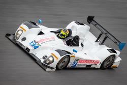 #87 BAR1 Motorsports ORECA FLM09: EJ Viso, Chapman Ducote, Sean Rayhall, Doug Bielefeld