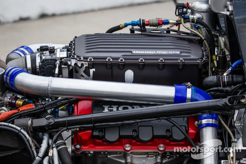 Extreme Speed Motorsports HPD ARX-03b Honda motoru