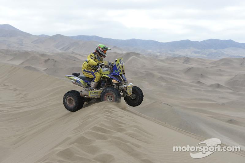 #251 Yamaha: Ignacio Casale
