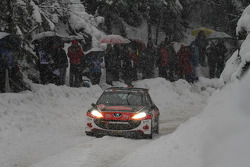 Matteo Gamba ve Nicola Arena, Peugeot 207 S2000