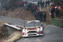 Robert Barrable et Stuart Loudon, Ford Fiesta R5