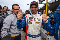 P class and overal winner Christian Fittipaldi celebrates
