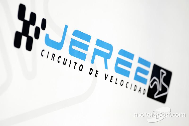 Jerez, logo del circuito