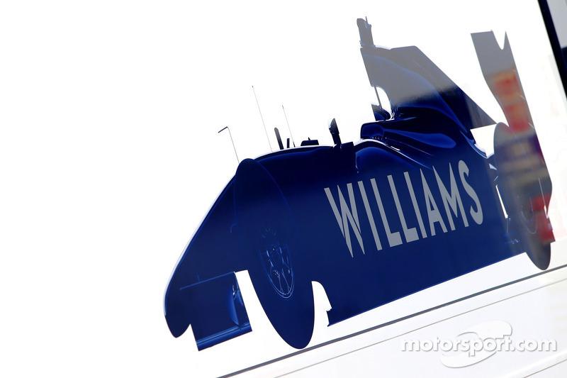 Williams F1 Team logo nuovo
