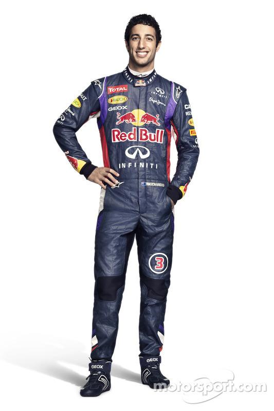 Daniel Ricciardo, Reb Bull Racing