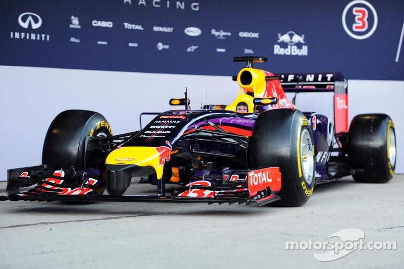 2014: Сюзи, Red Bull RB10