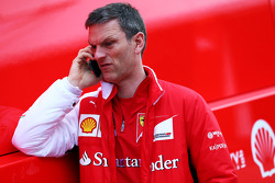 James Allison, Ferrari Chassis Director técnico