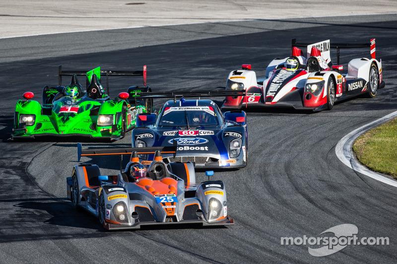#25 8Star Motorsports ORECA FLM09 Chevrolet: Enzo Potolicchio, Tom Kimber-Smith, Michael Marsal, #60
