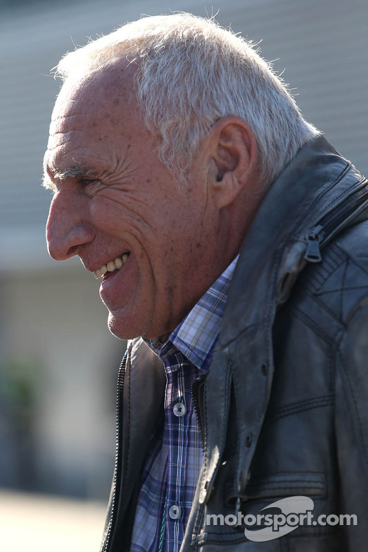 Dietrich Mateschitz, dono of Red Bull