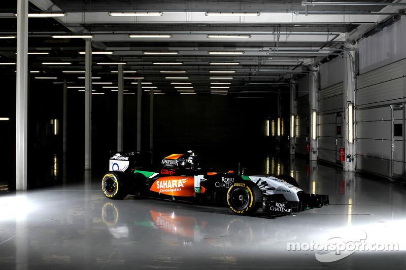 Sahara Force India F1 VJM07