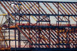 Daytona Rising construction site