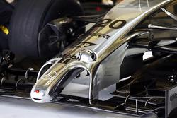 McLaren MP4-29 burun kamerası