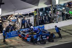 Pitstop: #90 Spirit Of Daytona Corvette DP Chevrolet: Richard Westbrook, Michael Valiante, Mike Rockenfeller