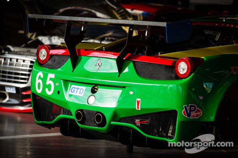 #65 Scuderia Corsa 法拉利 458 Italia