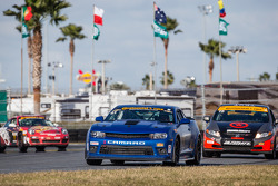 #01 CKS Autosport Camaro GS.R: Eric Curran, Lawson Aschenbach
