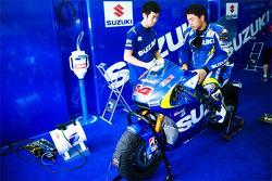 Такуя Цуда, Suzuki MotoGP