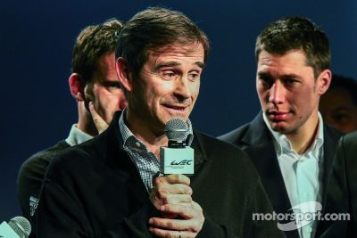 24 Hours of Le Mans press conference