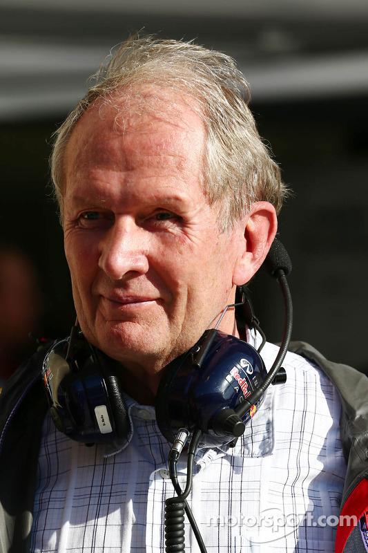 Dr Helmut Marko, Red Bull Motorsporları Danışmanı