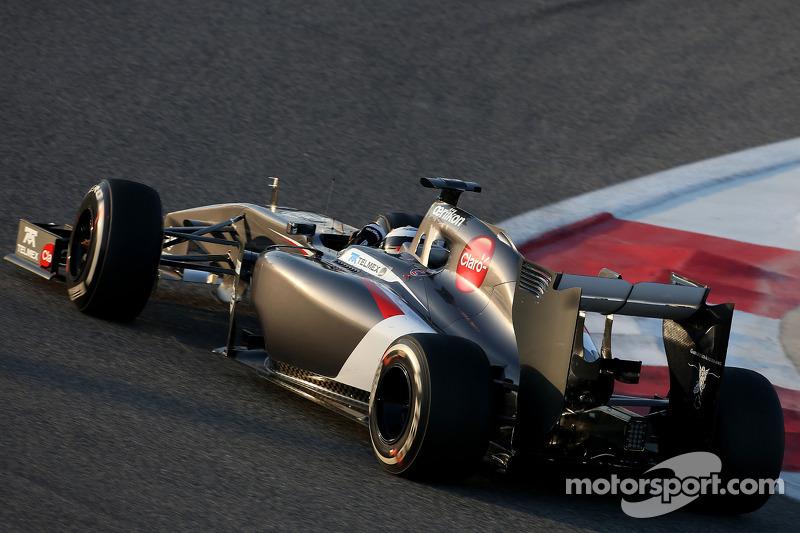 Adrian Sutil , Sauber F1 Team