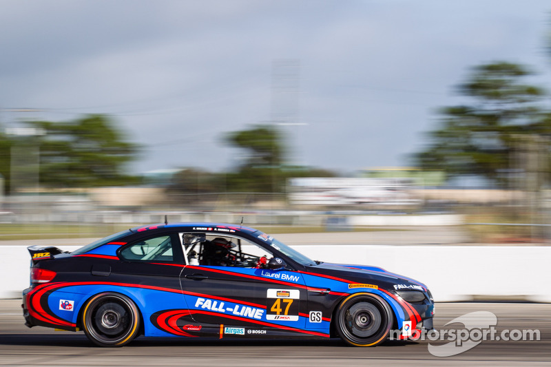#47 Fall-Line Motorsports 宝马 M3: Rod Randell, 肯·维尔登