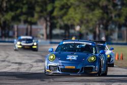 #23 Team Seattle / Alex Job Racing 保时捷 911 GT America: 伊恩·詹姆斯, 马里奥·法恩巴赫