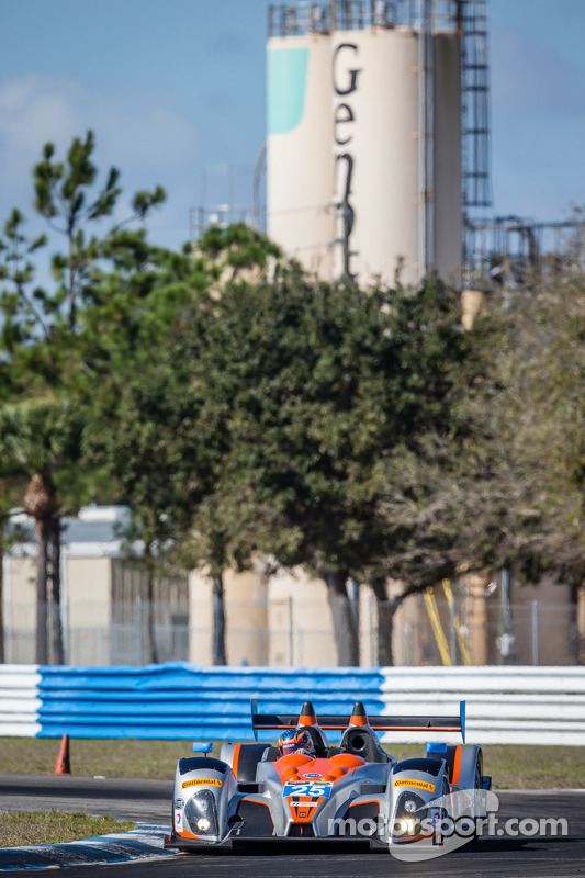#25 8Star Motorsports ORECA FLM09 雪佛兰: 恩佐·波托里齐奥, 汤姆·金博-史密斯, 迈克尔·马尔萨尔, 罗贝托·拉洛卡